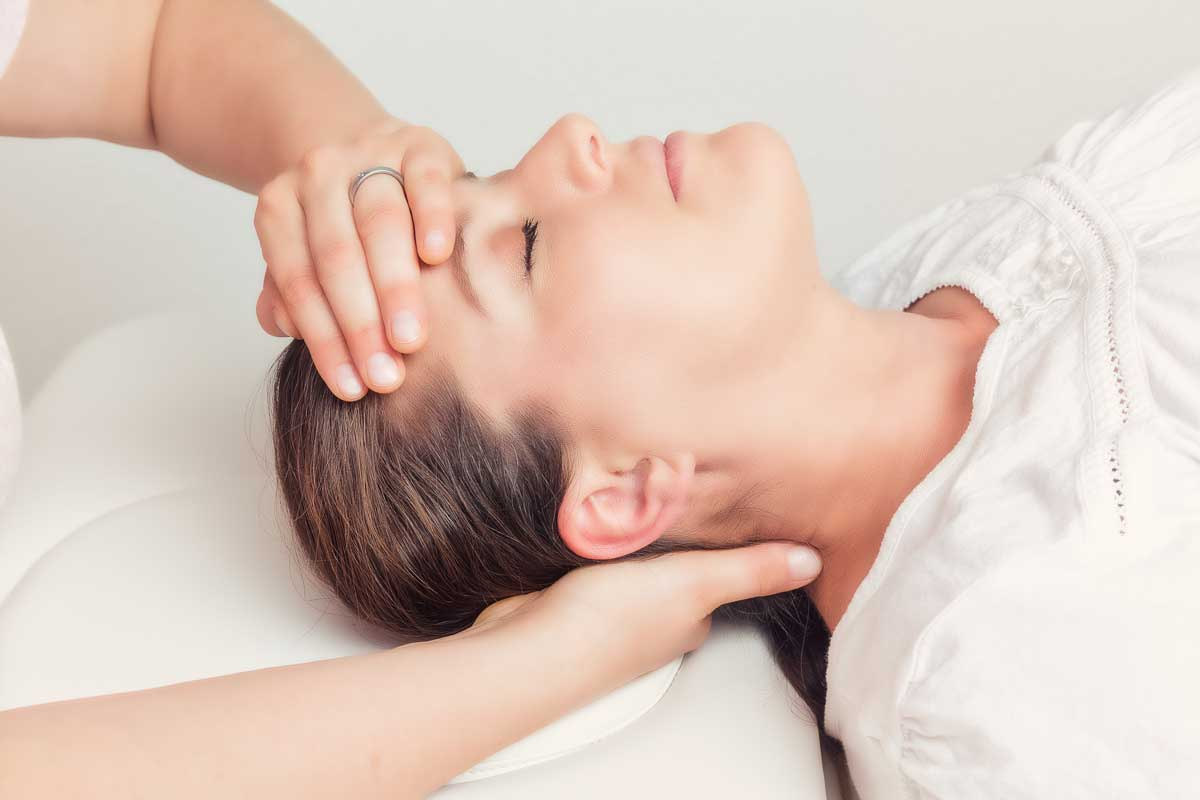 Cranio-Sacrale Entspannung